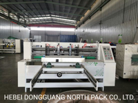 Auto Feeding Corrugated Sheet Slitting Scoring Creasing Machine