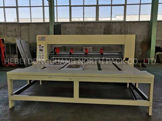 Chain Feeder Rotary Slotting Machine