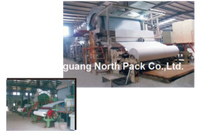 3500mm High-Speed Tissue Paper Machine