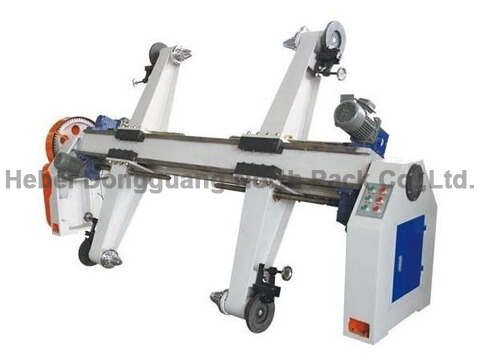 YZJ Carton Electric Mill Roll Stand