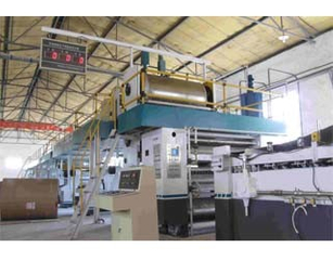 3/5/7 Layer Corrugated Paperboard Production Line