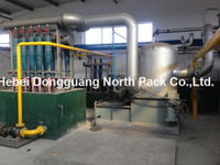 Paper Production Line Pulping Section