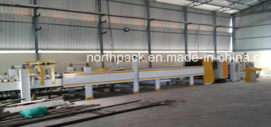 3/5/7 Layers Automaitc Corrugated Paper Production Line