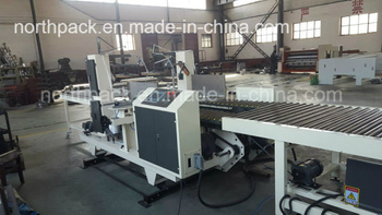 GBJ Automatic Partition Assembling slotting Machine