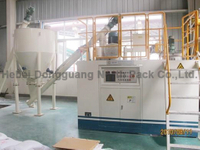 CJZ Automatic Glue Kitchen/Glue Making/Glue Mixing Machine