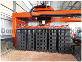 One-Drying One-Firing Brick Making Machine -- Turn Key Project